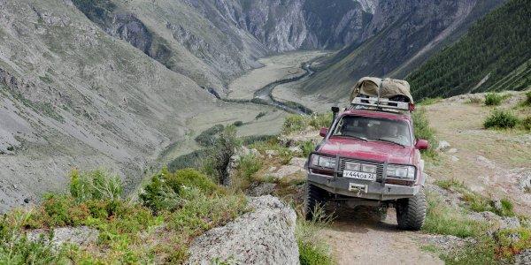 Индивидуальные туры с гидом-водителем